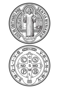 Saint Benedict Medal Explanation