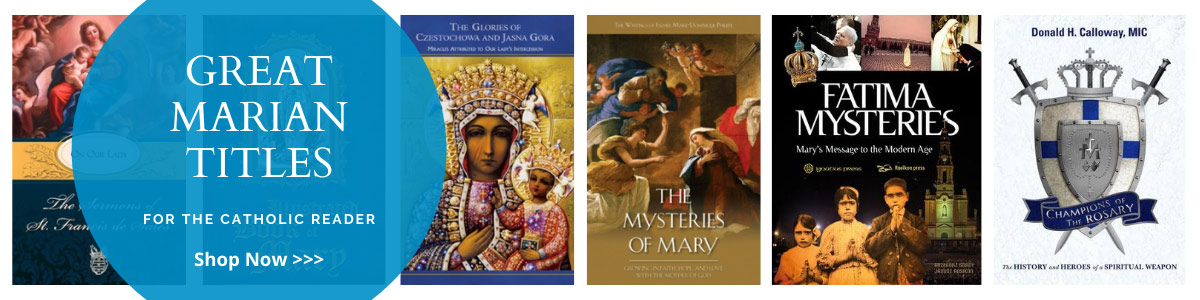 Great Books on Mary!