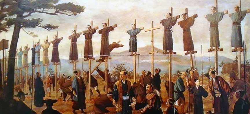 Martyrs of Japan