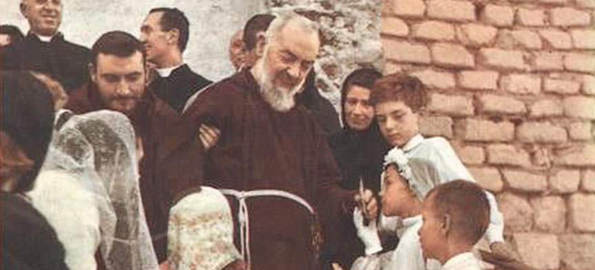 Advice of Padre Pio
