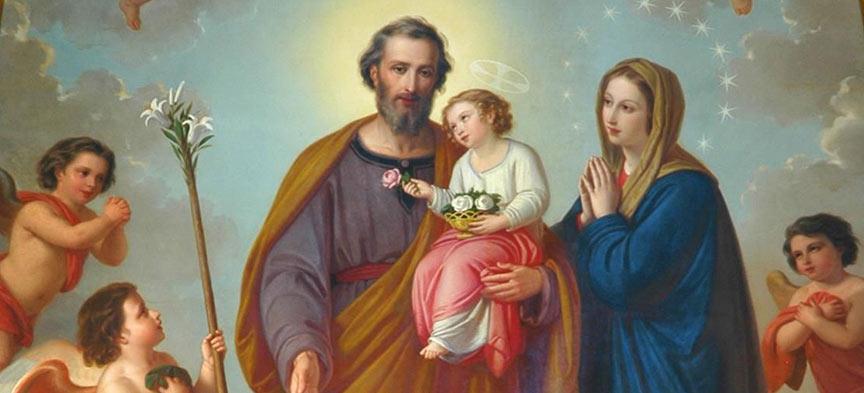 Saint Joseph Helps