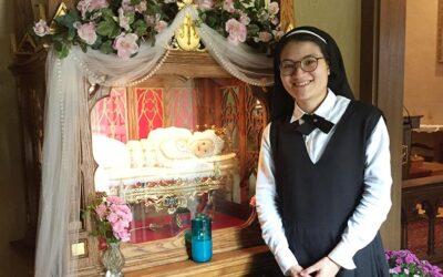 Christel Lim, Postulant
