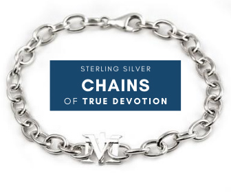 Click to shop chains of True Devotion.