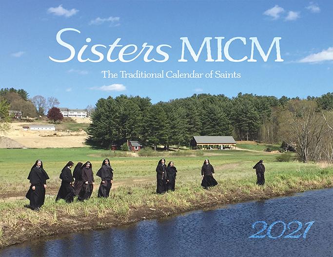Sisters MICM 2021 Calendar