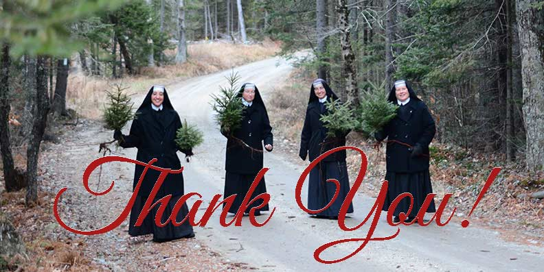 Thank you for filling the Sisters MICM wishlist!