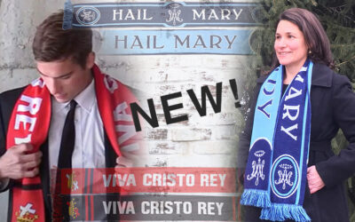 Bold Catholic Scarves!