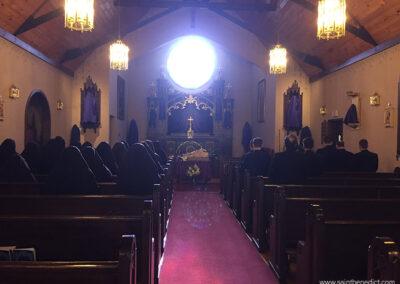 Holy Saturday morning Rosary