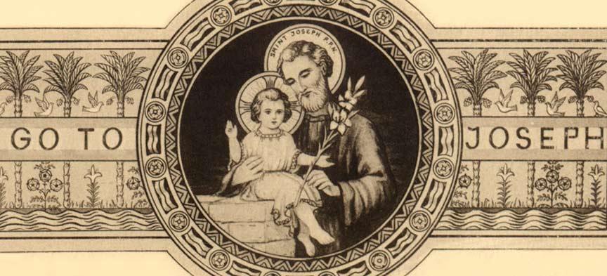 Unfailing Novena to Saint Joseph
