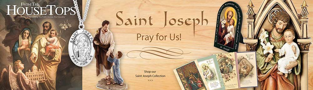 Shop our Saint Joseph Items!