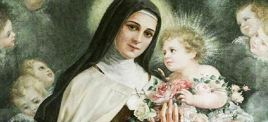 Novena to Saint Therese of Lisieux