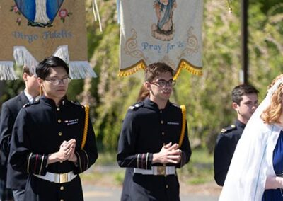 Honor Guard of Our Lady
