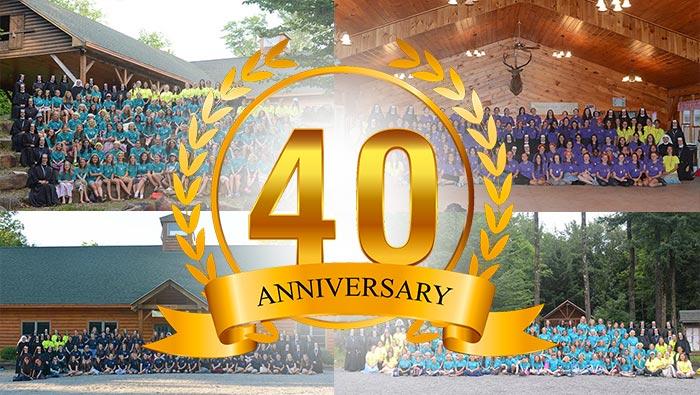 Morning Star Camp celebrates 40 years!