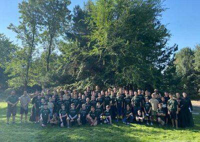 Montfort Camp Idaho Group 2021