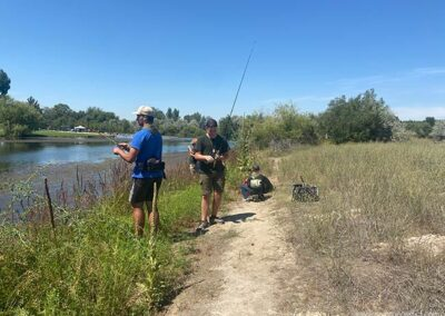 Time for fishing in Idaho