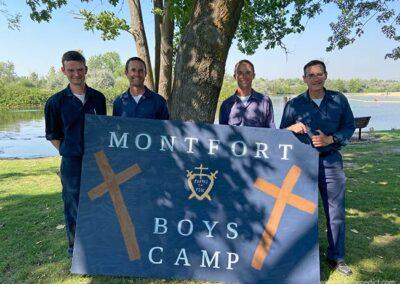 Brothers MICM direct Montfort Boys Camp