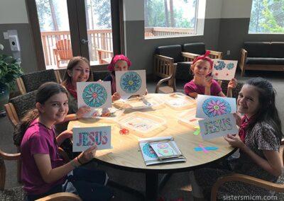 Catholic Mosaics for Kids
