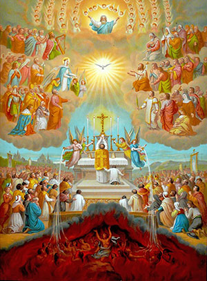 Mass for the Holy Souls in Purgatory